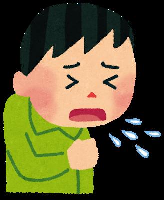 気管支炎😷